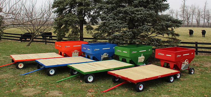 Small Utility Wagons For Tractors : Small farm wagons the wagon