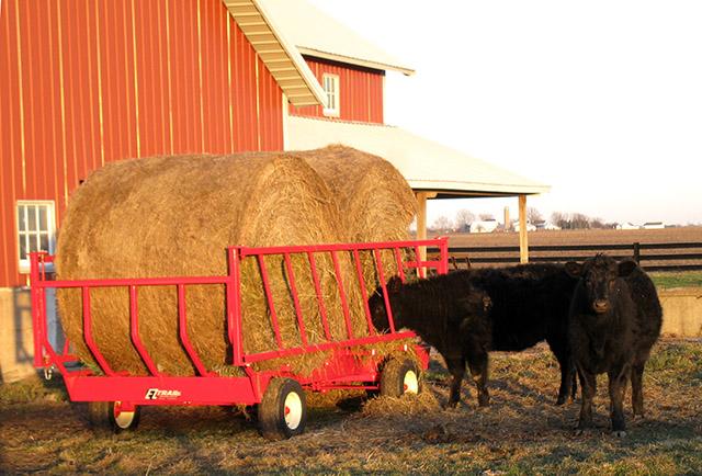 Compact Farm Wagons : E z trail farm wagons arthur il products compact