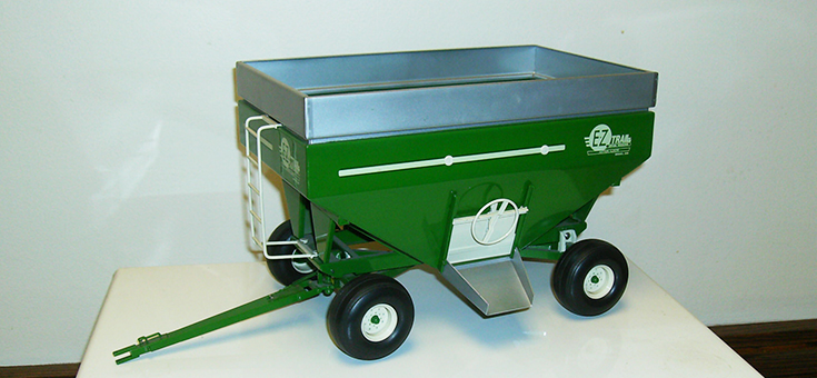 E-Z Trail Farm Wagons | Arthur, IL | Products | E-Z Trail Toys