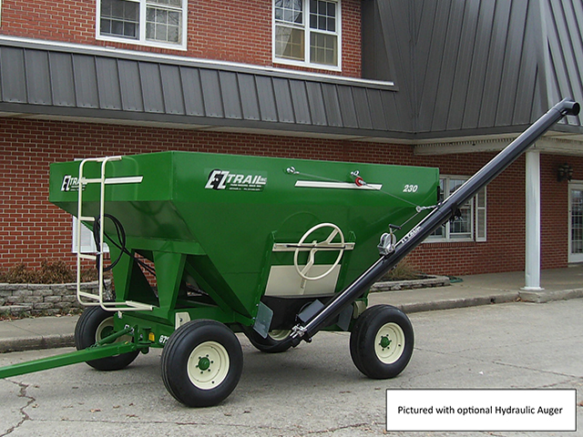 E-Z Trail Farm Wagons | Arthur, IL | Products | Gravity Wagons