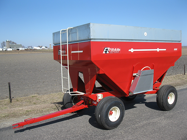 E Z Trail Farm Wagons Arthur Il Products Gravity Wagons