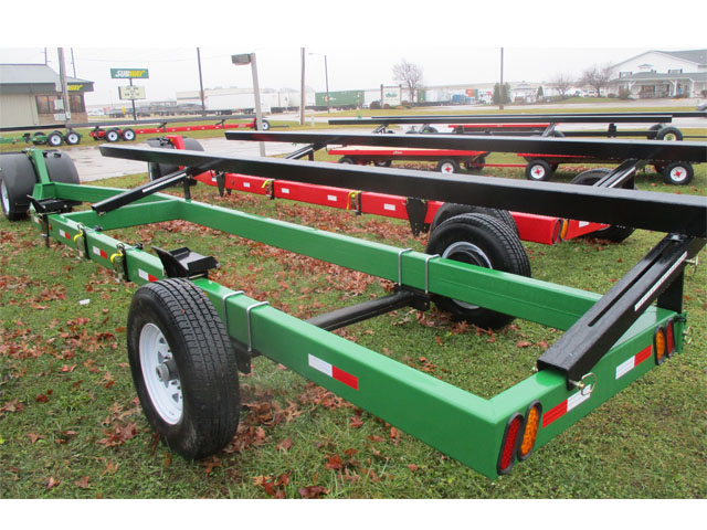 E-Z Trail Farm Wagons | Arthur, IL | Products | Head Haulers